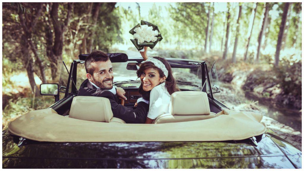 A WIDE RANGE OF WEDDING CARS